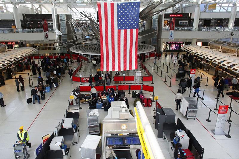 全美10个最差机场 纽约地区占3个